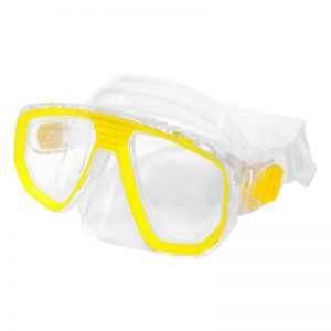 bdda9f6b1b The Orca JUNIOR Prescription Diving   Snorkelling Mask + Free Mask ...