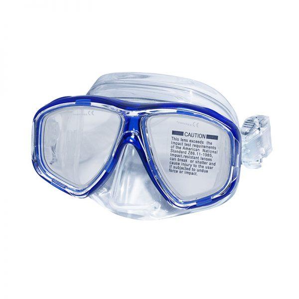 a3385ffbeb The Orca Prescription Diving   Snorkelling Mask + Free Mask Box ...