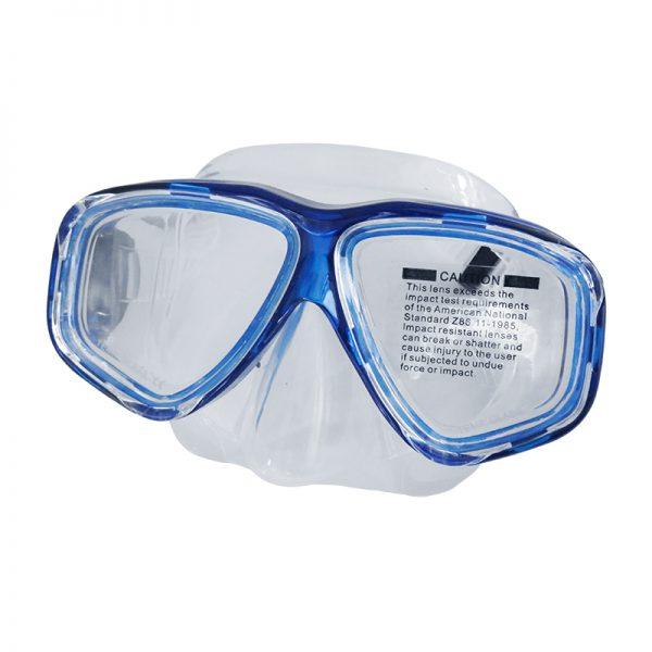 0d0689fde9 The Orca JUNIOR Prescription Diving   Snorkelling Mask + Free Mask ...